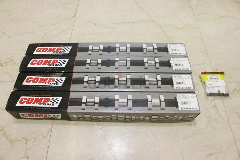 Comp Cams Stage 3 Blower Camshafts with Phase...
