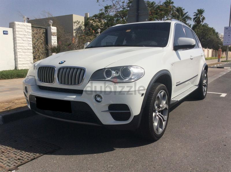 Dubizzle Dubai X BMW X I WARRANTY SERVICE CONTRACT - 2013 bmw x5 50i