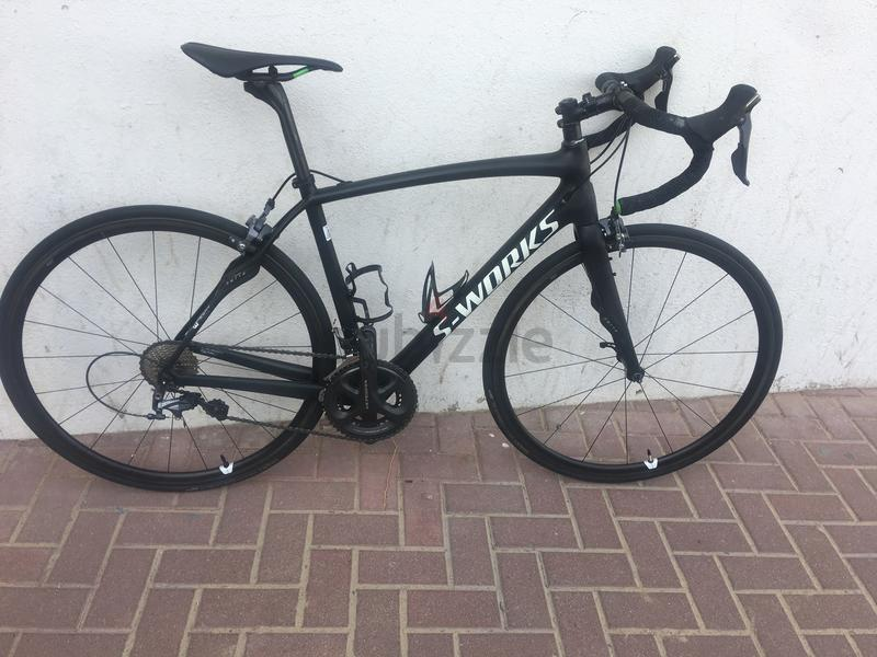 2016 Specialized Sworks Roubaix sl4