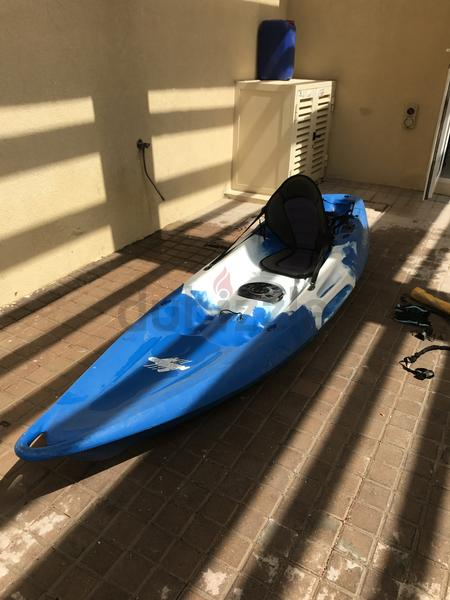 Feelfree Nomad Single Person Kayak