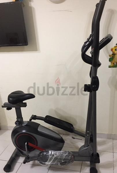Well maintained Cross trainer for sale @ Inte...