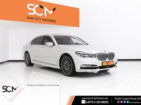 (( ONLY 14000 KM )) 2016 BMW 740Li ...