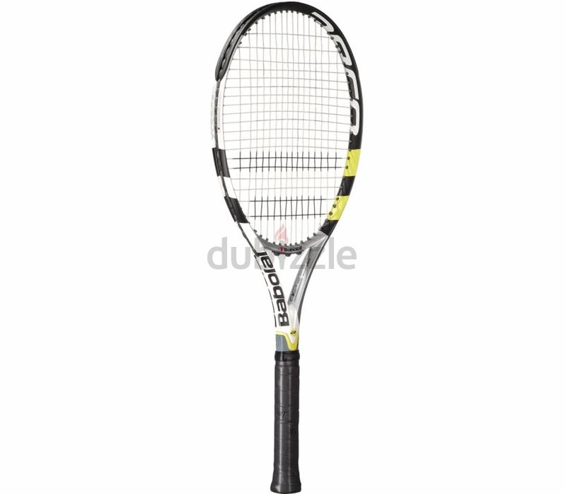 Babolat Aero tennis racket with original Carr...