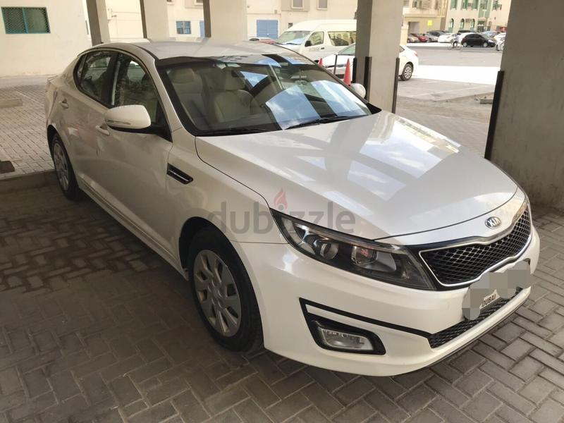 dubizzle Sharjah | Optima: KiA OPTIMA .GCC. Mobel 2015