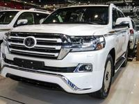Toyota Land Cruiser VXS White Editi...
