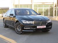 BMW 750Li XDRIVE 2017, BLACK, UNDER...