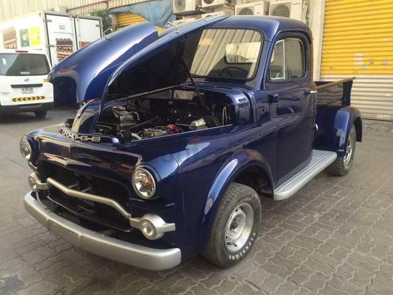 dubizzle Dubai | Pickup: classic for sale