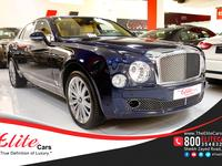 [RESERVED][2014] BENTLEY MULSANNE {...