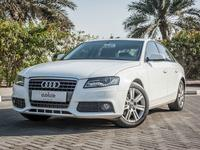 VERIFIED CAR! AUDI A4 2.0L 2012 – F...