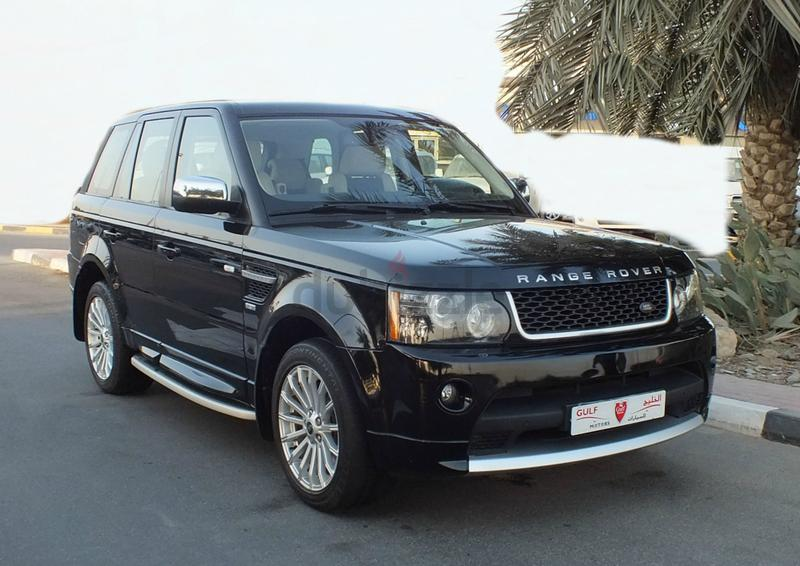 Dubizzle dubai range rover sport range rover sport for Motor warranty services of north america