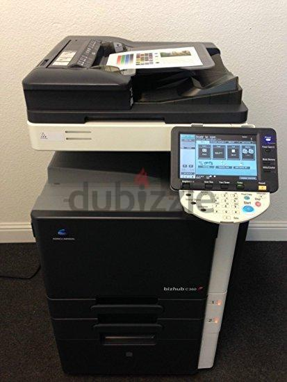 Konica Minolta Bizhub 350 Printer Driver Download