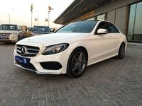 LOW MILEAGE MERCEDES C200 WITH AMG ...