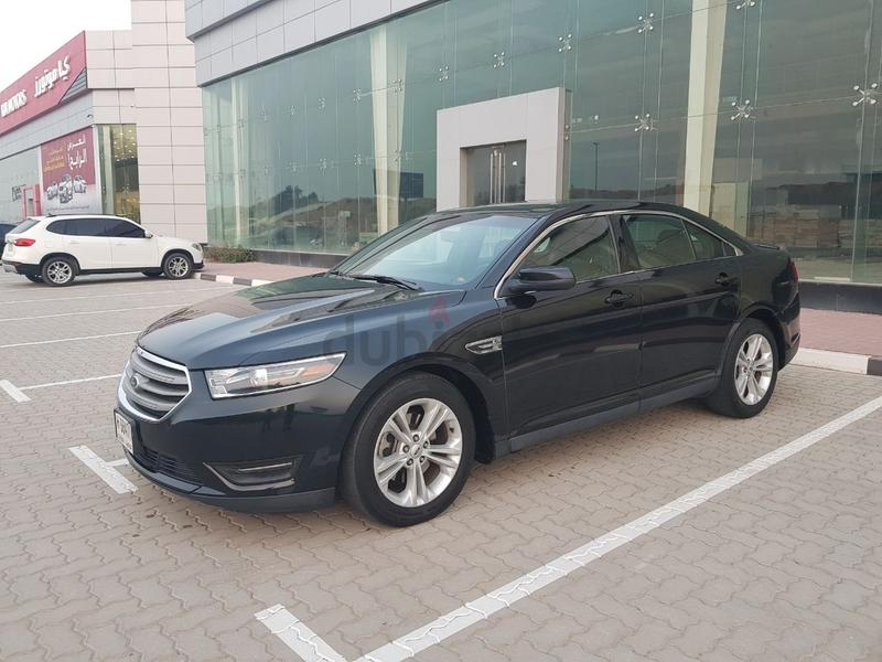 Ford Taurus Sel Full Option Under Warranty Til  Km With Ford