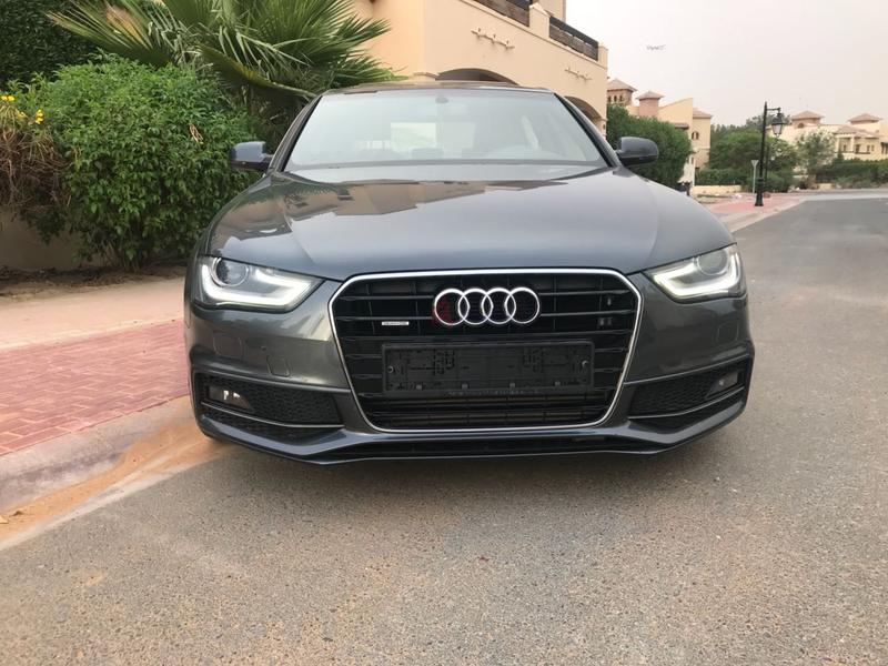 Dubizzle Dubai A AUDI A SLINE PERFECT CONDITION AND LOW - 2018 audi a4 s line