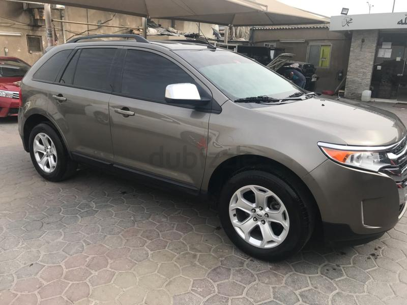 Ford Edge  For Sale With Full Service History