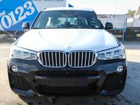 BMW X3 M SPORT PACKAGE 2017