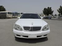 A FANTASTIC S 500 L  FOR SALE