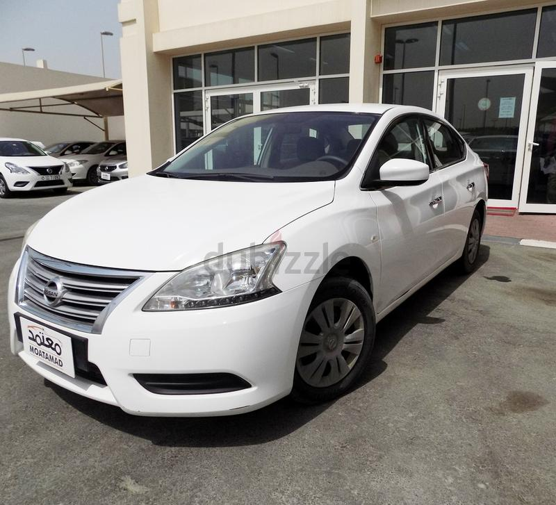 for nissan gcc single owner sale sentra grey aed