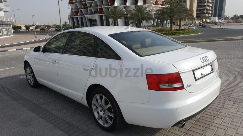 dubizzle Dubai | A6: Audi A6 2.4 S-Line 2008 Perfect Condition