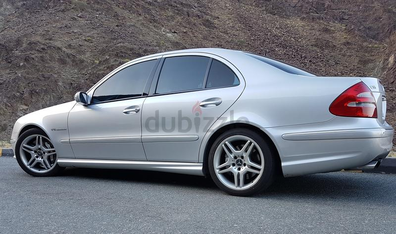 ( SOLD ) Mercedes Benz E55 AMG, Full Options