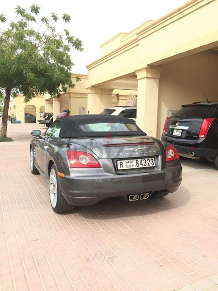 Dubizzle dubai crossfire best deal chrysler crossfire 2005 with details fandeluxe Images