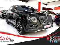 [2017]BENTLEY BENTAYGA IN SUPERB CO...