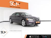 2009 JAGUAR XF 4.2 V8 SUPERCHARGED ...
