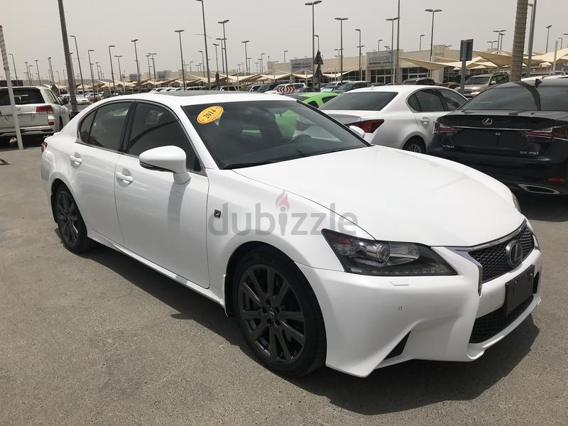 Lexus GS350 F Sport 2014 Full Options