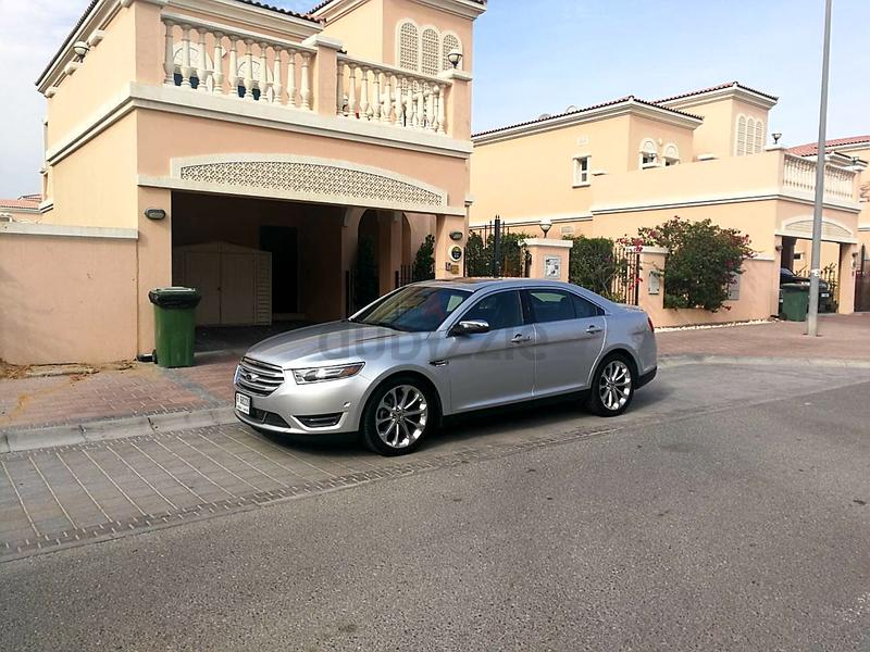Ford Taurus Limited Accidents Free Under Warranty And Service Contract