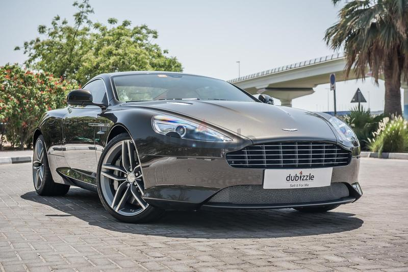 Dubizzle Dubai DB VERIFIED CAR ASTON MARTIN DB WARRANTY - Aston martin warranty