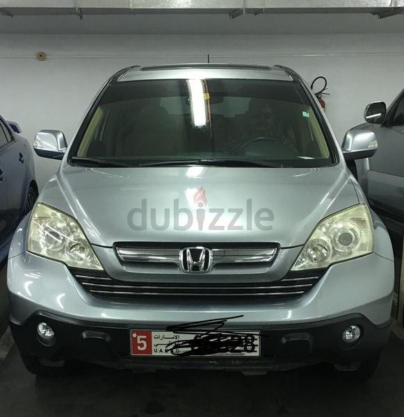 HONDA CR V 2007 LOW MILEAGE NEW A/C IN VGC