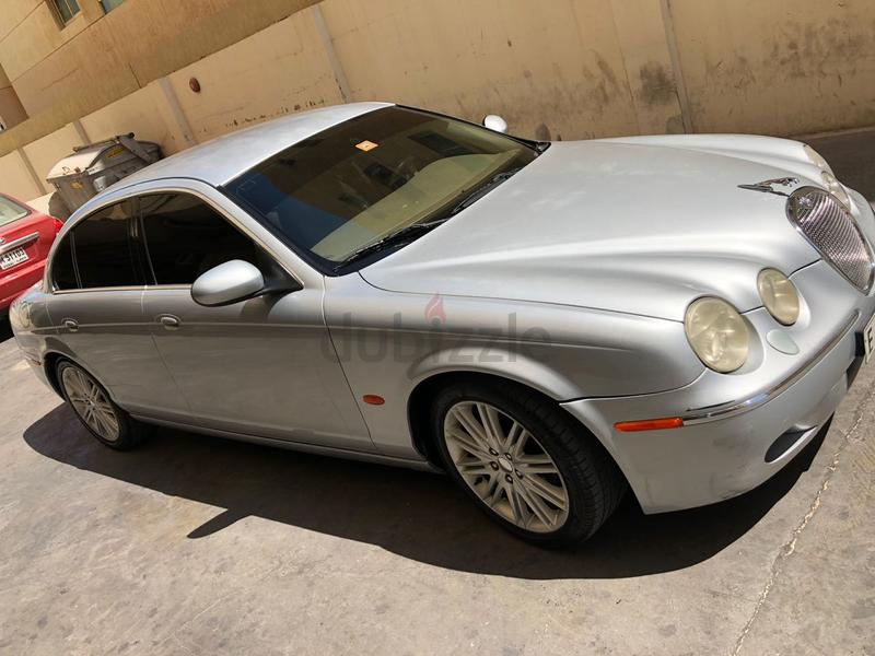 Clean Jaguar S Type   2008, Price Negotiable.