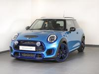 MINI Cooper S Hatch JCW Engine