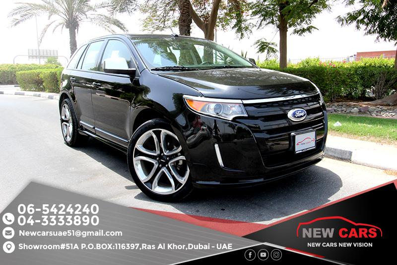 Ford Edge  Zero Down Payment  Aed Monthly  Year Warranty