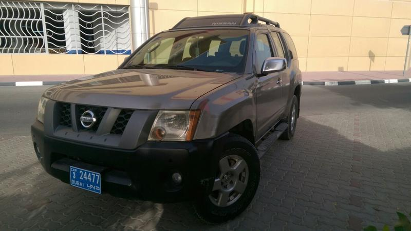 dubizzle Dubai | Xterra: NISSAN XTERRA 2008/GCC/4WD/GOOD CONDITION