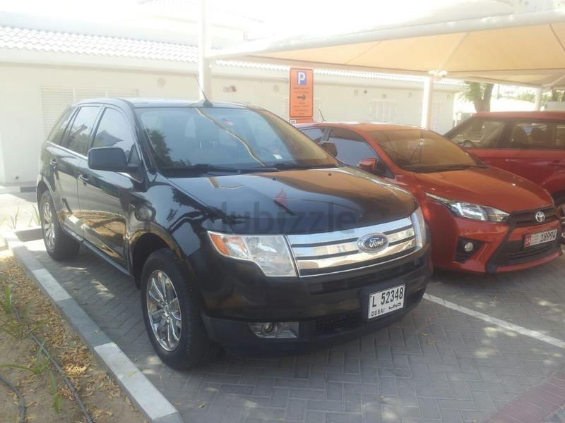 Ford Edge Gcc  Low Milage Perfect Condition Urgent Sale