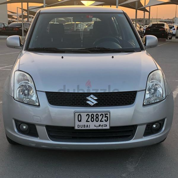 dubizzle Dubai Swift Suzuki swift 2009