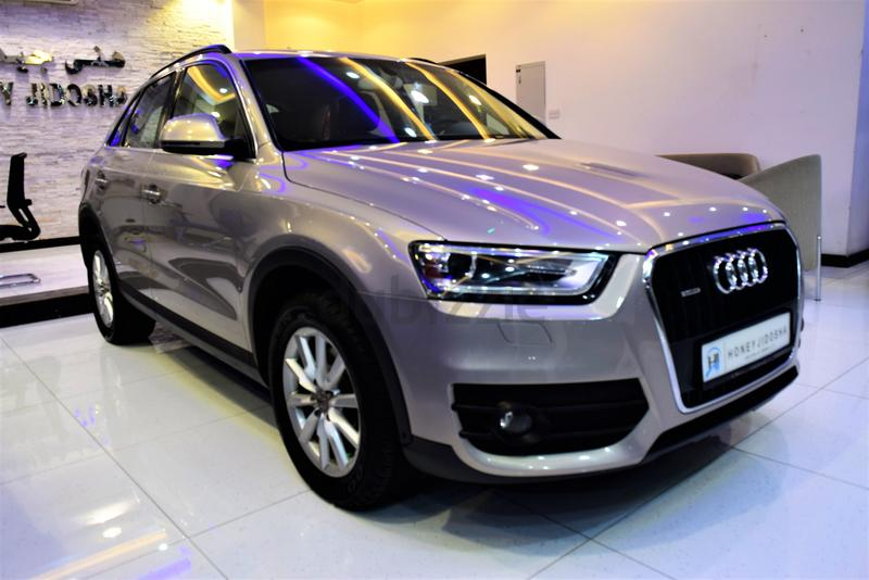 dubizzle Dubai | Q3: 2 Years Warranty on Audi Q3 2.0T Quattro 2013
