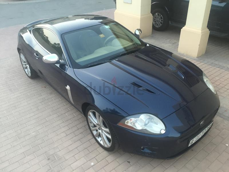 2008 Jaguar XKR In Very Good Condition