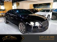 BENTLEY CONTINENTAL GT SPEED (6.0L ...