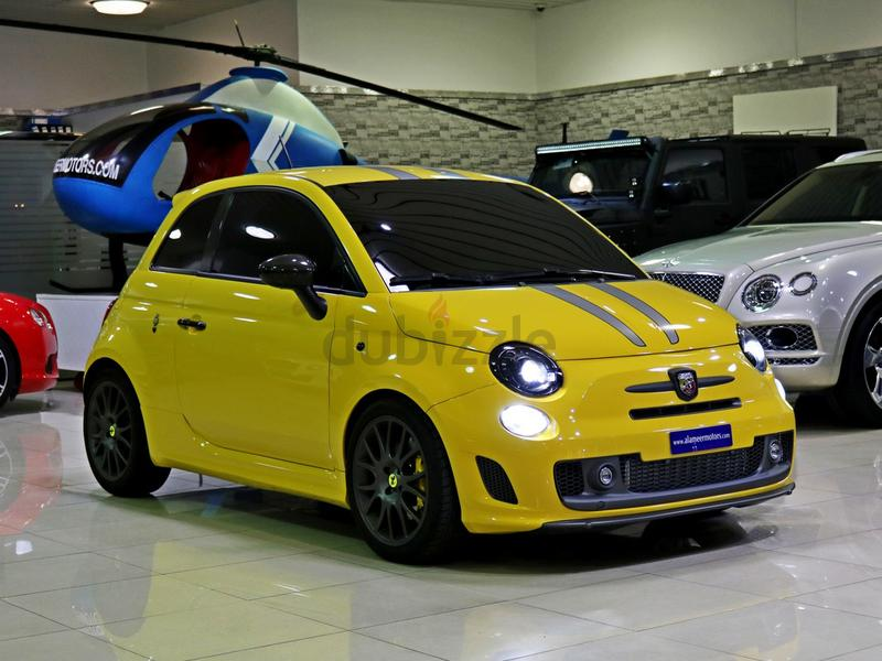 dubizzle dubai fiat 500 2012 fiat 500 abarth 695 tributo ferrari gcc specifications. Black Bedroom Furniture Sets. Home Design Ideas