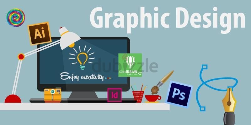 LEARN GRAPHICS DESIGN COURSE AT HOME