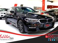 [2018]BMW 530i M-KIT IN SUPERB COND...