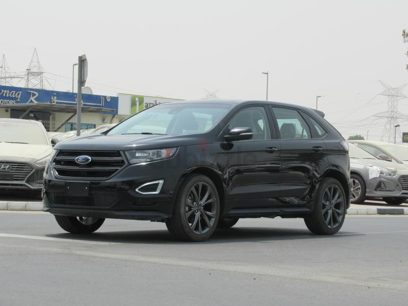 Ford Edge   Ecco Boost Sport  Km Top Of The Range