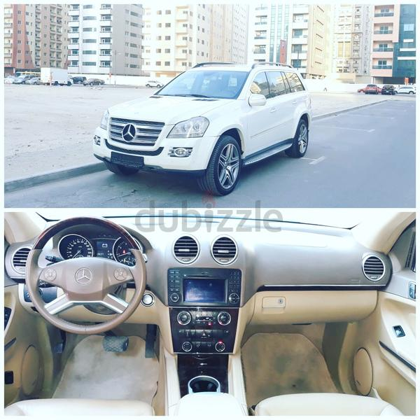 MERCEDES BENZ GL500 SUV 7 SEATER, Top Of The Line, Excellent Condition