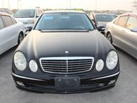 Mercedes Benz E500 Japan Import