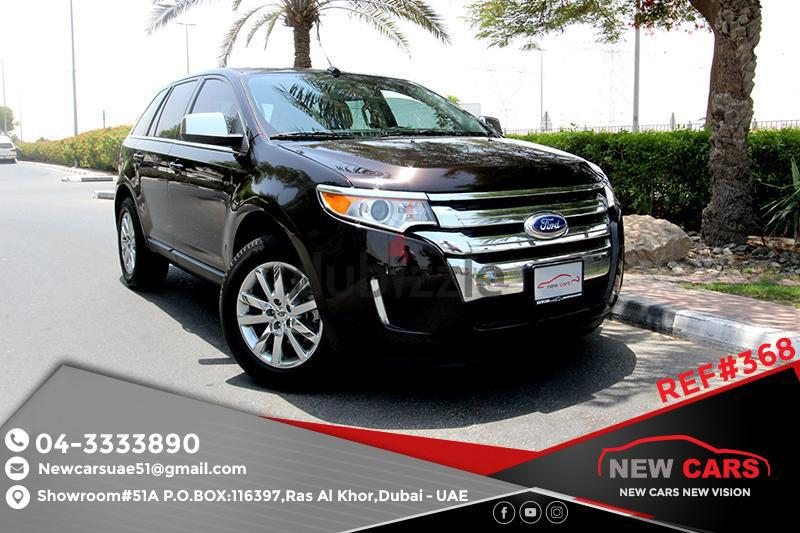 Gcc Ford Edge Limited Awd  Zero Down Payment Aed Monthly  Year Warranty
