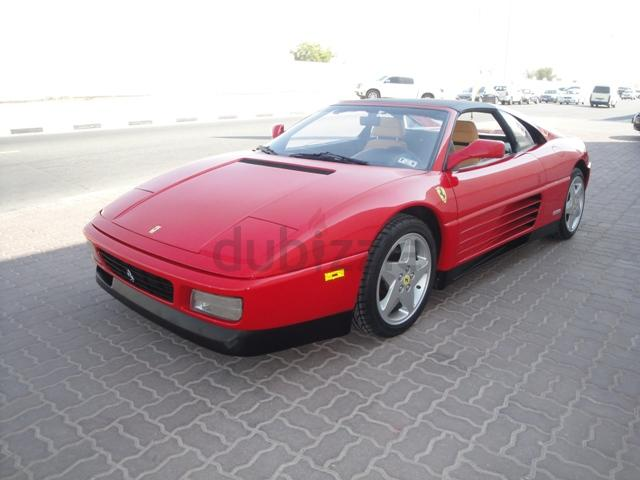 FERRARI 348 TS SELLING AT A CHEAP PRICE .LAST PRICE NO NEG.