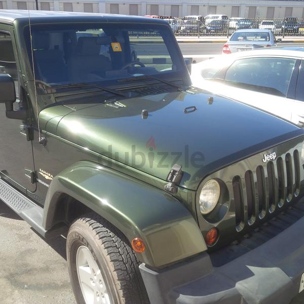 2009 Jeep Wrangler Sahara For Sale   Female Driven