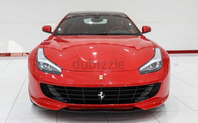 Dubizzle Dubai Gtc4 Lusso Reserved Ferrari Gtc 4lusso V12 2017 Red 10 000 Km Warranty Until July 2020 Service 2024
